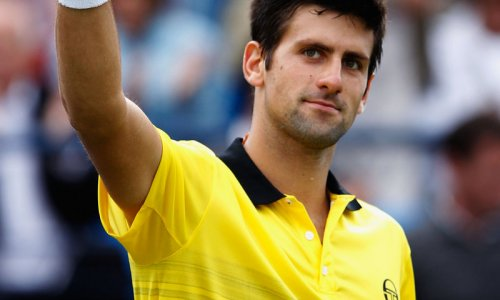 Сербский теннисист Новак Джокович стал победителем турнира в Майами с призовым фондом 3,7 млн долларов