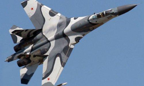 Под Владивостоком истребитель Су-27 потерпел катастрофу экипаж самолета не пострадал
