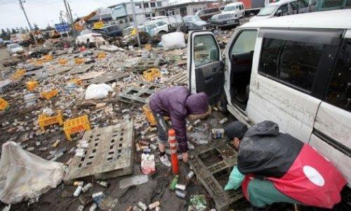 В зону вокруг «Фукусимы» временно допустили жителей и поисковиков