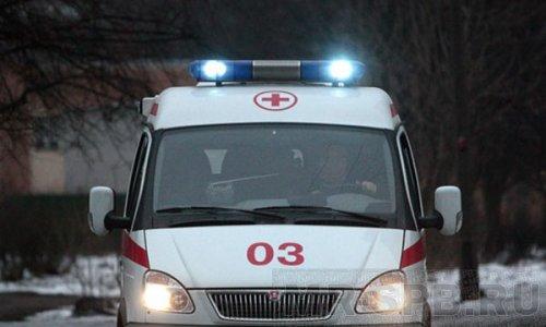 В Подмосковье Mercedes врезался в «КамАЗ» , двое погибших