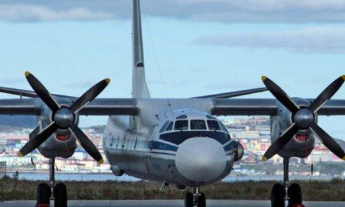 Экипажу Ан-26 удалось посадить самолет на одном двигателе