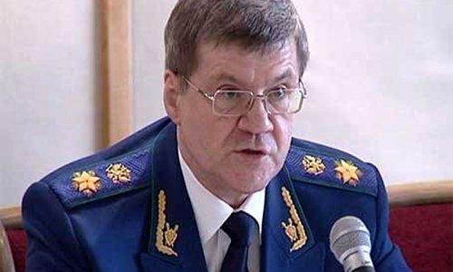 Место Юрия Чайки займёт одногруппник Медведева Парфенчиков