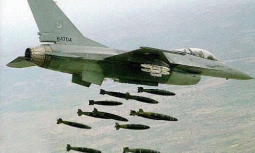 В результате авианалета уничтожено 11 боевиков