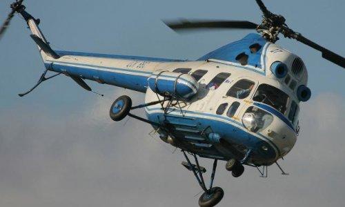 В Краснодарском крае разбился вертолет Ми-2