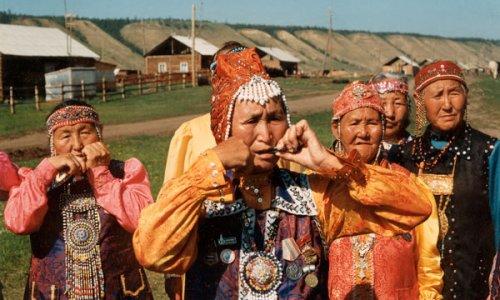 Игра на варганах в Якутии попала в книгу Гиннеса