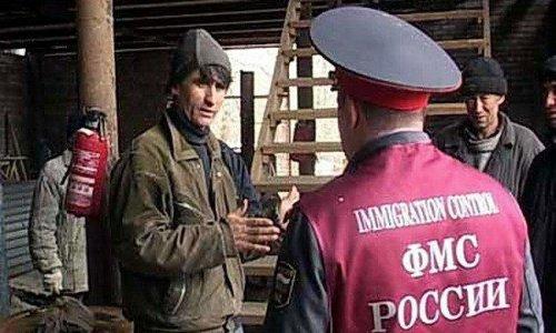 Очередные поселения мигрантов на западе Москвы