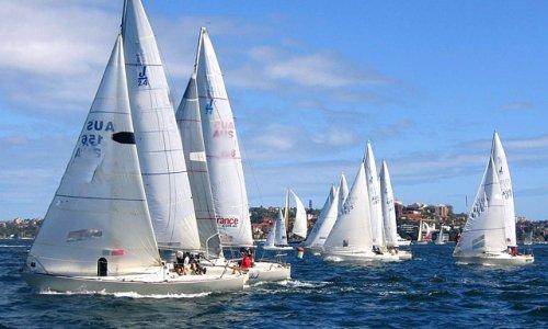 Российские яхтсмены победили в классе «470»