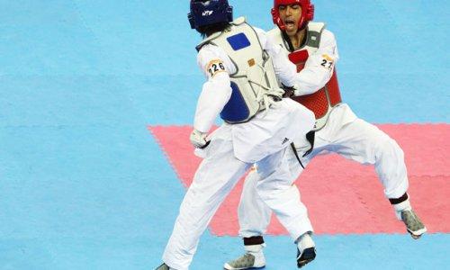 У россиян пять золотых медалей по тхэквондо