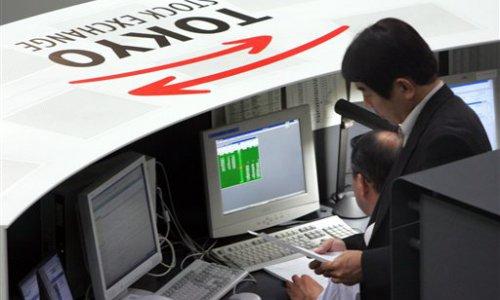 Индекс Никкэй Токийской фондовой биржи достиг максимума за последние 15 лет