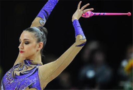 Евгения Канаева победительница по художественной гимнастике