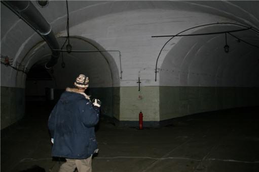 Между станциями московского метро