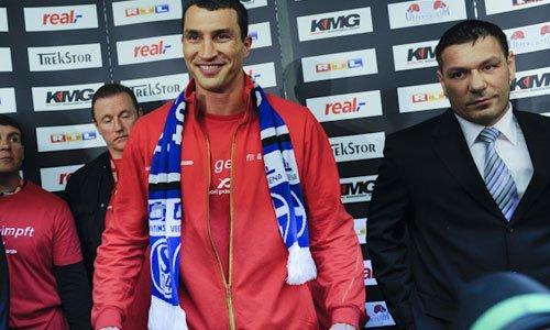 Владимир Кличко лучший боксер года по версии ВБО