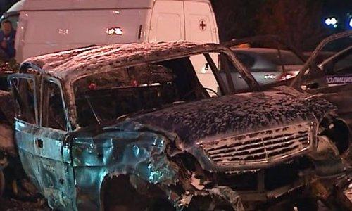 На Кутузовском проспекте погибли 3 человека