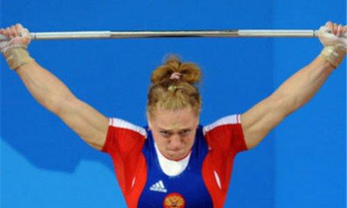 Российские штангистки завоевали «золото» и «бронзу»