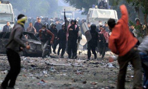 Новые столкновения на площади Тахрир