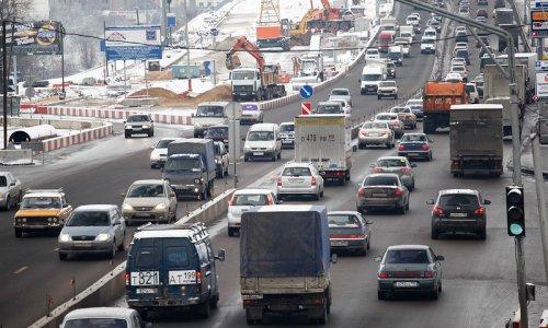 Ленинградский проспект в Москве получил еще одну развязку