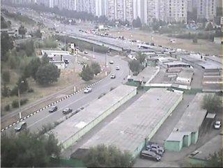 Вебкамера между Зябликово, Братеево