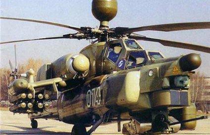 Новейший боевой вертолет Ми-28 «Ночной охотник» разбился на Ставрополье