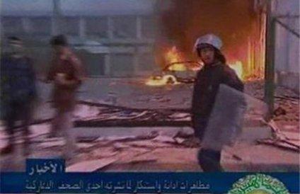 Около 200 человек погибли и 800 получили ранения в ходе массовых беспорядков в ливийском городе Бенгази