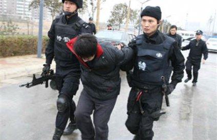 Полиция в Пекине разогнала организованный через интернет митинг оппозиции, вдохновленной акциями протеста в Египте и Тунисе