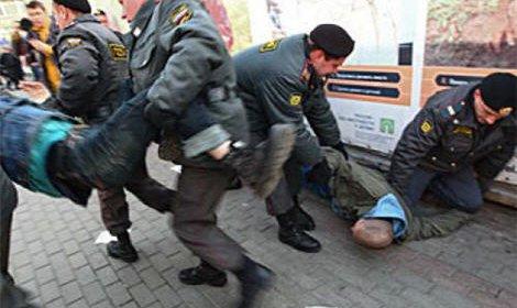 Задержанные вчера на Триумфальной площади отпущены