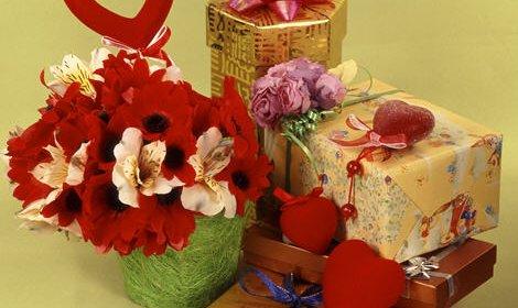 Ко дню Святого Валентина американцы потратят на подарки более 17,5 млрд долларов