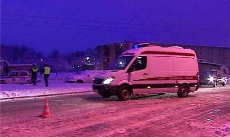 Столкновение двух автомашин в Петербурге унесло жизни троих человек