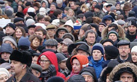 10 марта оппозиция готовится провести массовое шествие