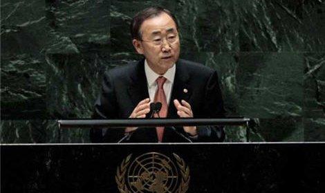 Пан Ги Мун надеется, что саммит затронет вопрос о ядерной проблеме КНДР