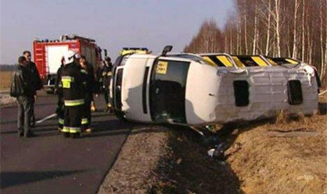 В Польше разбился автобус с подростками