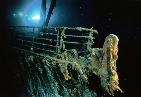 Потомки пассажиров «Титаника»