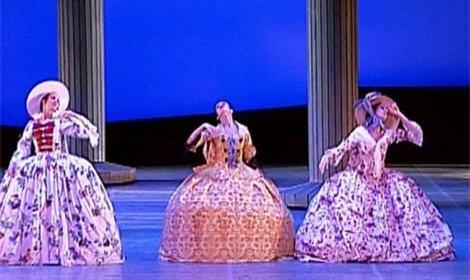 В Москве Мариинский театр представил балет французского режиссера-провокатора