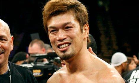 Японский боксер Нобухиро Исида проведет открытую тренировку в Москве