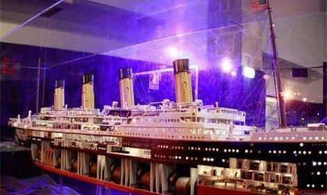Австралийский горный магнат Клайв Палмер решил построить точную копию легендарного лайнера «Титаник-2»