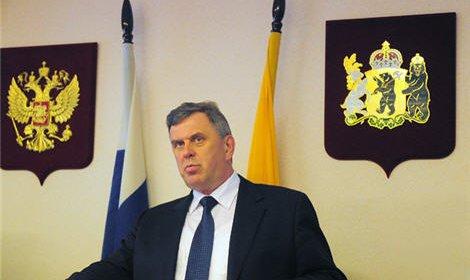 Ярославская областная дума наделила полномочиями губернатора Сергея Ястребова