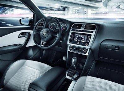 Volkswagen Cross Polo в исполнении Urban White