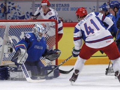 Cборная России одержала уверенную победу над итальянцами