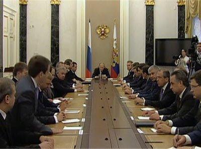 Президент Владимир Путин подписал указы о структуре и составе правительства
