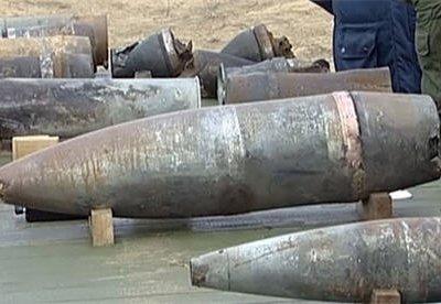 В Забайкалье на один день приостановлена утилизация боеприпасов