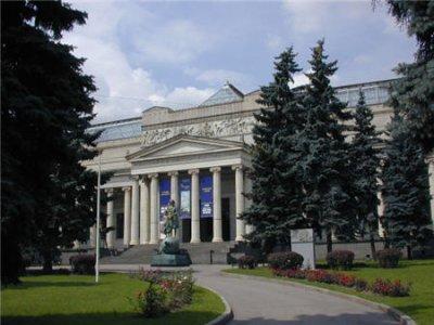 Музей имени Пушкина отмечает сегодня свое столетие концертом в Большом театре