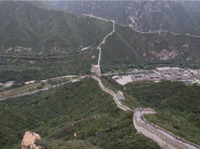 Длина Великой китайской стены составляет более 21 тысячи км