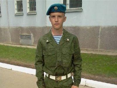 Солдат погиб в части под Псковом