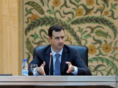 Башар Асад заявил о готовности покинуть свой пост