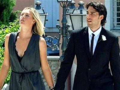 Свадьба Марии Шараповой с Сашей Вуячичем состоится 10 ноября в Стамбуле