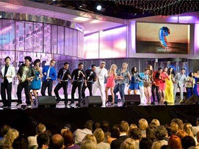 В Юрмале открывается 11-й международный конкурс молодых исполнителей «Новая волна 2012»