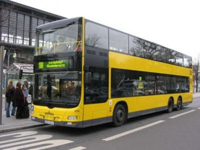 Двухэтажные туристические двухэтажные автобусы появятся в Москве в сентябре