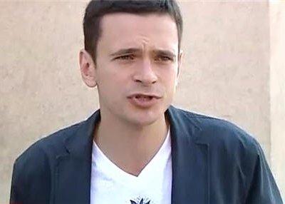 Сопредседатель движения «Солидарность» Илья Яшин снова вызван в СКР на допрос