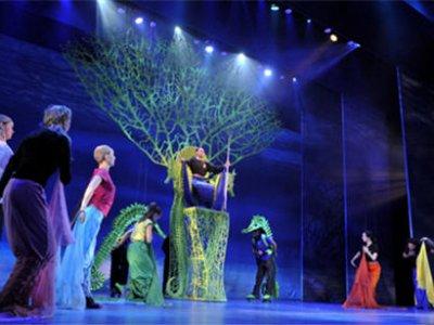 Театр «Россия» представит свой первый спектакль — мюзикл «Русалочка»