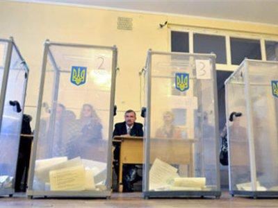 Украина вопреки прогнозам пессимистов из оппозиции активно избирает будущих парламентариев