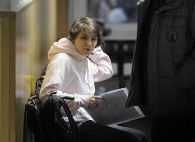 Екатерина Самуцевич пожаловалась в адвокатскую палату Московской области